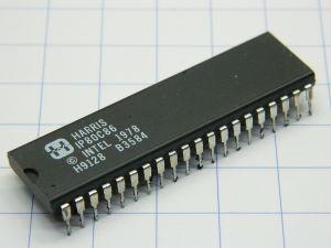 IP80C86 , Harris circuito integrato vintage