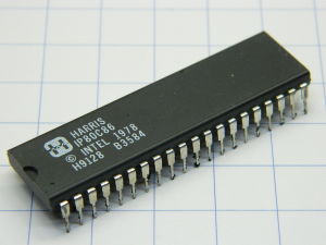 IP80C86 , Harris integrated circuit  vintage