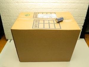 4700uF 35Vdc capacitor CAPXON P1240 ( n.200pcs.)
