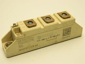 SKKH57/22H4 Semikron modulo thyristor diodo 57A 2200V