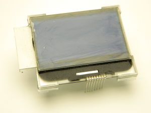 Display blu 128x64 pixels  MGGF06452B