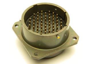 Connector receptable male,  Bendix PTO24-22-55PW, 55pin