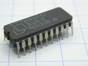 AM91L01 BDM-B integrated circuit
