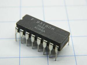 F9316DM circuito integrato