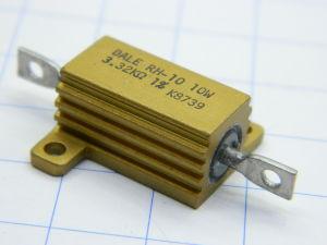 3320ohm 10W 1% resistenza di precisione  DALE RH10