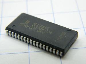 AS7C4096-12JI  512Kx8bit  SRAM memory  5V  12nS  SOJ