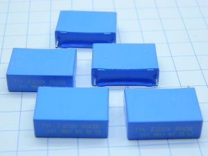 0,011uF  2000V  11nF  capacitor MKP polypropilene (n.5pcs.)