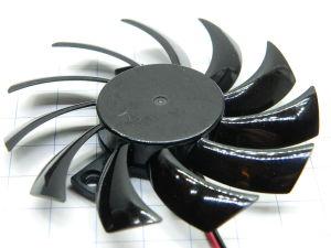 Ventola 24Vcc 0,25A 2500rpm su cuscinetti silenziosa , generatore eolico mini