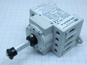 Interruttore sezionatore pannelli solari IMO LB69-4040-P1-A  4 poli 40A 600Vac