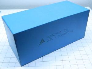200uF 1000Vcc condensatore MKP EPCOS polipropilene metallizzato, nuovo.