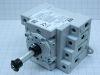 Sezionatore interruttore pannello solare IMO Si25-P1-D  1500Vcc 25A  4 poli