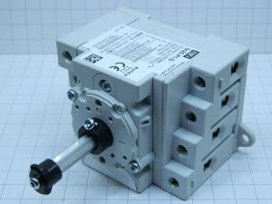 Photovoltaic disconnect switch IMO Si25-P1-D  1500Vdc 25A