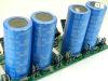 1200uF 315Vdc capacitor NIPPON CHEMICON ( n.4pcs. on PCB)