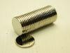 Magnete calamita al Neodimio super potente mm. 10x1 (n.20 pezzi)
