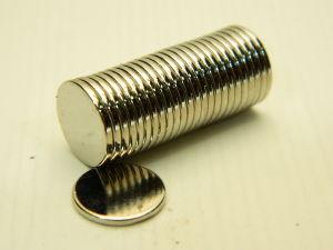 Supermagnete neodimium mm. 10x1 (n.20pcs.)