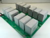 40uF 900Vcc condensatore MKP polipropilene ISKRA KNG1914  (n.12 pezzi montati su scheda)