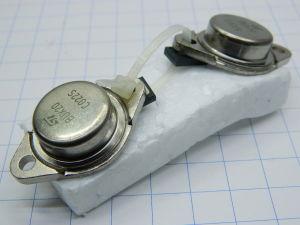 BUX20 transistor , coppia selezionata