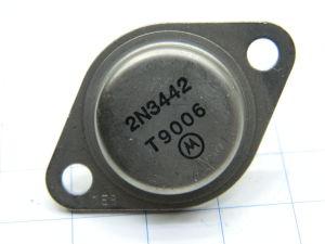 2N3442  transistor Motorola