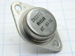 2N3773  transistor RCA
