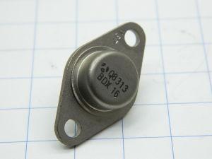 BDX16  transistor Thompson