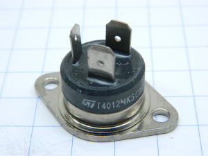 T4012 Triac  600V 40A  STM