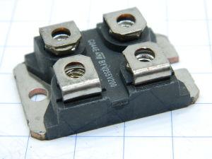 BYV 255V200 ultra fast double diode 200V 100A