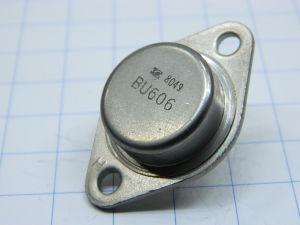 BU606 transistor NPN 200V 7A 90W