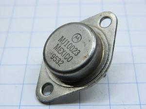 MJ10023 darlington transistor Motorola NPN 400V 40A 250W