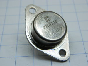 2N3716 transistor NPN