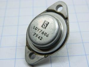 SDT7606 transistor NPN TO3