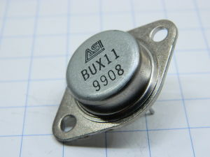 BUX11 transistor NPN 200V 20A 150W TO3