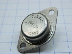 2N5840 transistor NPN 350V 3A 100W