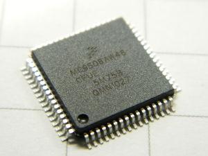 MC9S08AW CFUER microcontroller 8bit 48Kb flash , Freescale