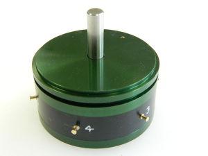 Potenziometro di precisione 5,5Kohm Litton KC-20-01/8025, rotazione continua 360°