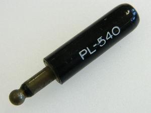 Jack plug PL-540 PL354, vintage