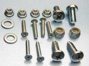 n.10 kit assorted screw