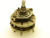 Ceramic rotary switch 5 position 2 way