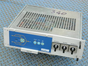 Static switch CHLORIDE SILECTRON RACK 30A, 230Vac 50Hz 30amp