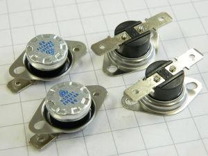 Thermostat  KSD301 250V 10A  90° contact N.C. (n.4pcs.)