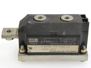 IRKT210-12 International Rectifier power thyristor module 1200V 330A