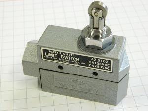 Limit switch Matsushita AZ6102
