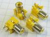 Connettore RCA pin jack femmina circuito stampato (n.4 pezzi)