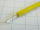 Cable HV AWG20 teflon yellow , silver coated