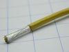 Cavo spaziale 1xAWG12 FEP Teflon Poliammide rame OHFC argentato 2micron, NEXANS 1871 1-12AQ