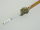 Shielded cable 1xAWG14 Kapton /Teflon silver plated