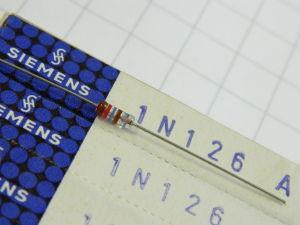 1N126A diodo al Germanio