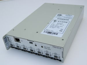 EFORE PS95H210 Powerware PDU 01 01, distributore statico energia controllo LAN