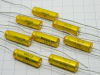 100uF 35V  SPRAGUE WH13D, axial  capacitor (n.8pcs.)