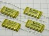 0,56uF 250V condensatore SIEMENS B32231 Klangfilm (n.4 pezzi)