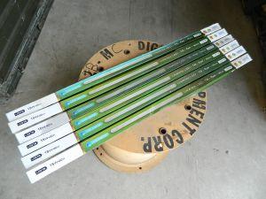 Tubo LED T8 15W,  cm.90,  5500K° luce fredda, 1300 Lumen (n. 6 pezzi)